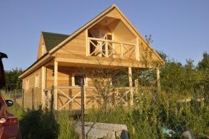 Как построить дачный домик своими руками с